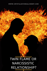 2. TWIN FLAME OR NARCISSISTIC RELATIONSHIP_