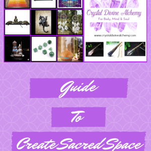 Guide to Create Sacred space