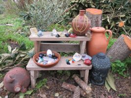 Create Sacred Space - Outdoors