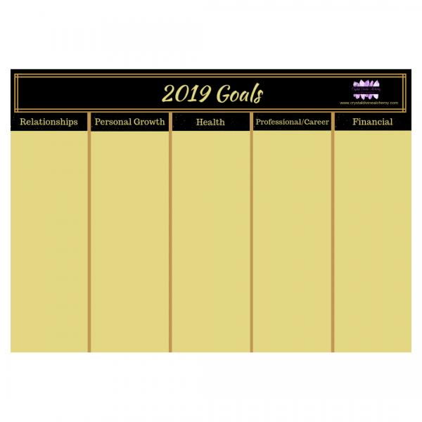 2019 goals_CDA