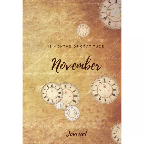 12 Months of Gratitude_November