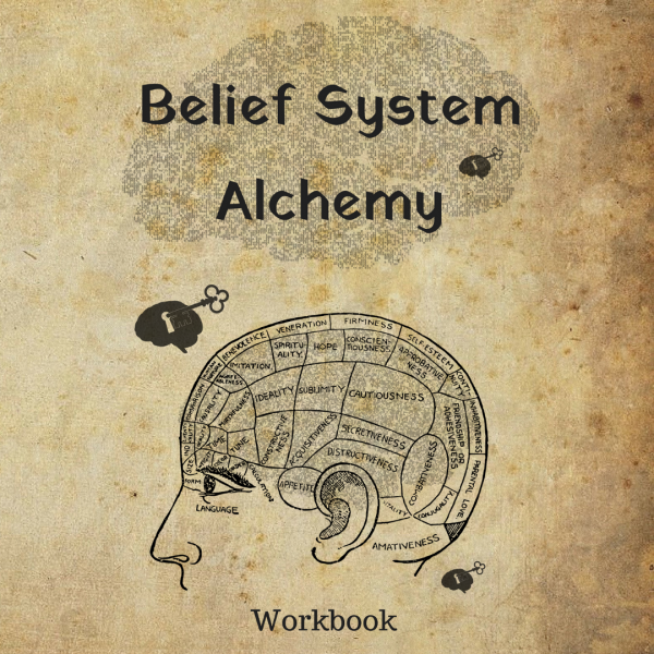 Belief System Alchemy Workbook: The impact and formation of belief systems in your life Paperback
