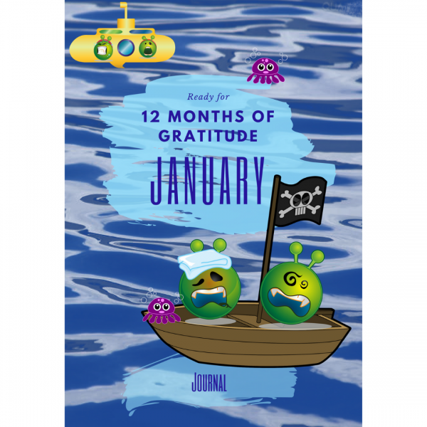 Ready for 12 Months Of Gratitude: January