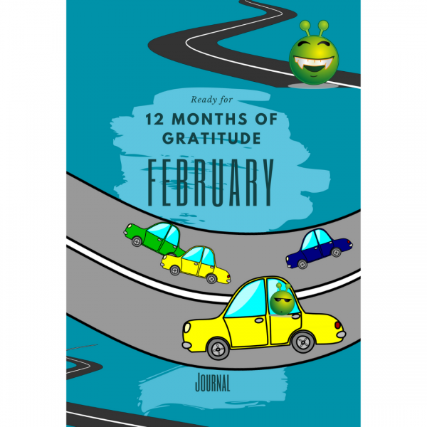 Ready for 12 Months Of Gratitude: February