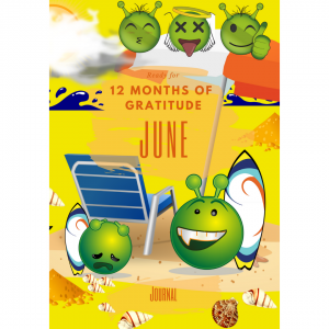 Ready for 12 Months Of Gratitude: June