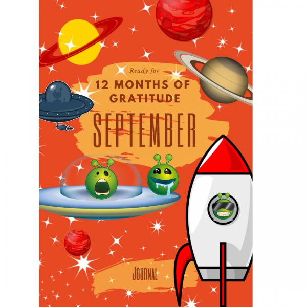 Ready for 12 Months Of Gratitude: September