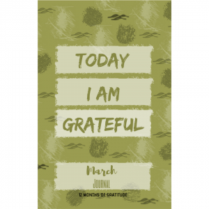 3. Today I am grateful