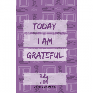 7. Today I am grateful