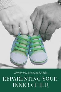6. Reparenting Your Inner Child