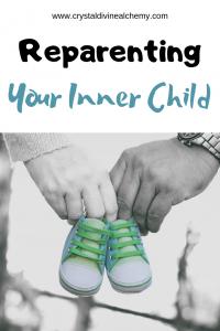 7. Reparenting Your Inner Child