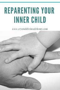 Reparenting your inner child (2)