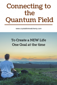 Connecting to the Quantum Field