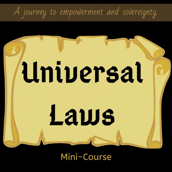 Universal Laws Mini-Course