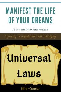 Universal Laws mini course.1