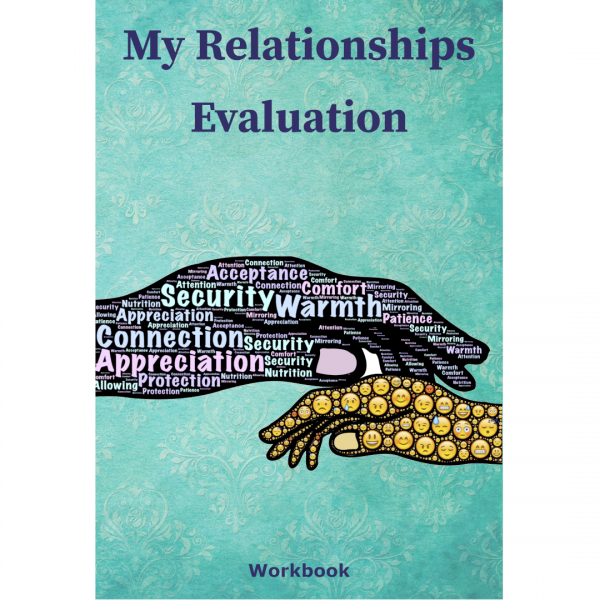My Relationships Evaluation Emoji Hand Cover