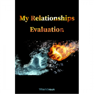 My Relationships Evaluation Fire Water Cover