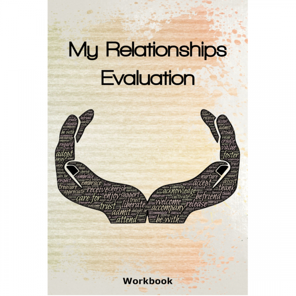 My Relationships Evaluation Hands Cover