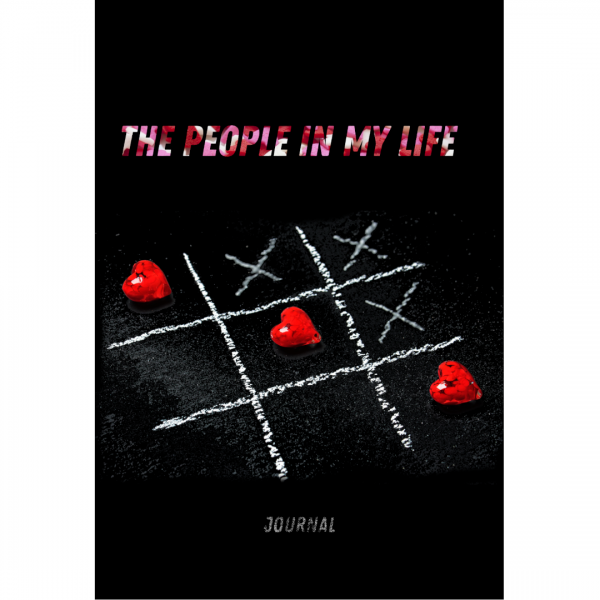 The People In My Life Journal