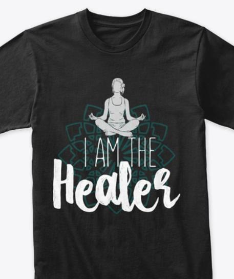 I Am The Healer