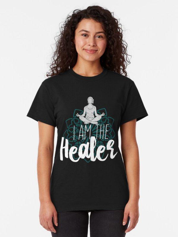 I Am The Healer Classic T-Shirt