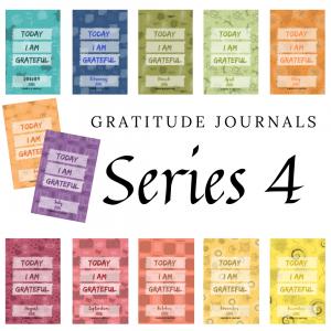 Gratitude Journals Series 4