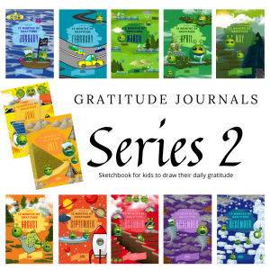 Gratitude Journals Series 2